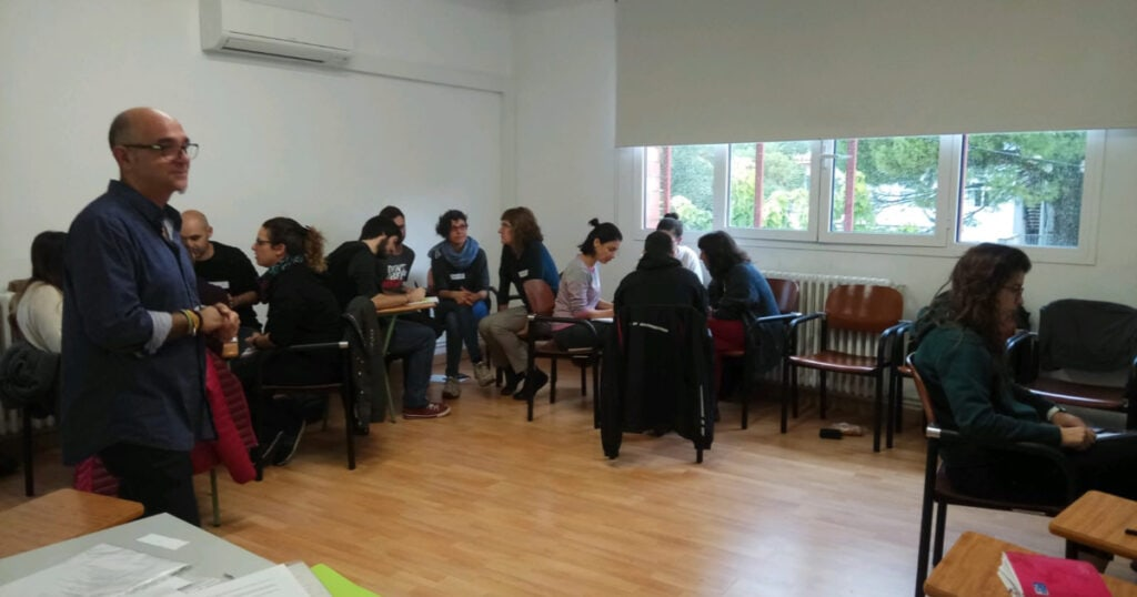 Formació en enfocament intercultural per equips de joventut