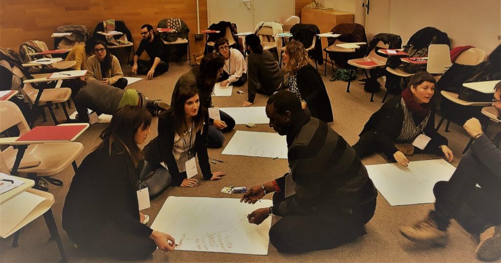Jornadas para perspectiva intercultural para profesionales de juventud